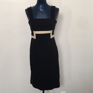Diane von Furstenberg little black dress